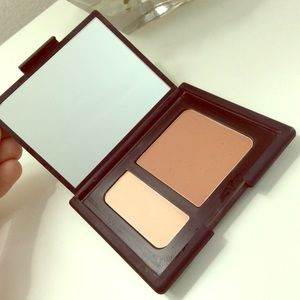 NARS duo contour highlight set in the shade Paloma